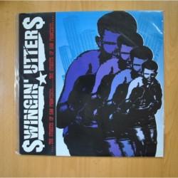 SWINGIN UTTERS - THE STREETS OF SAN FRANCISCO - VINILO AZUL - LP