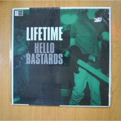 LIFETIME - HELLO BASTARDS - LP