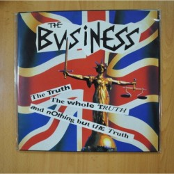 THE BUSINESS - THE TRUTH THE WHOLE TRUTH AND NOTHING BUT THE TRUTH - GATEFOLD - LP