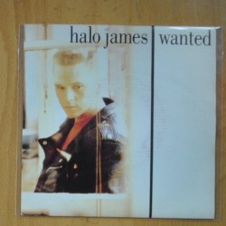 HALO JAMES - WANTED - SINGLE