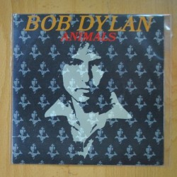 BOB DYLAN - ANIMALS / WHEN HE RETURNS - SINGLE