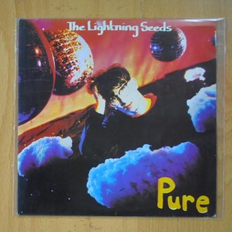 THE LIGHTNING SEEDS - PURE / GOD HELP THEM - SINGLE