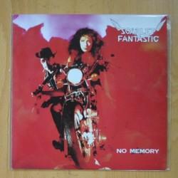 SCARLET FANTASTIC - NO MEMORY / NO MEMORY NO TECHNOLOGY - SINGLE