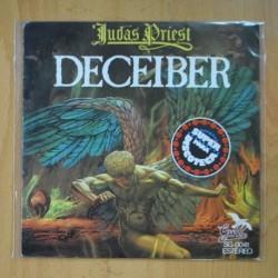 JUDAS PRIEST - DECEIBER / THE RIPPER - SINGLE
