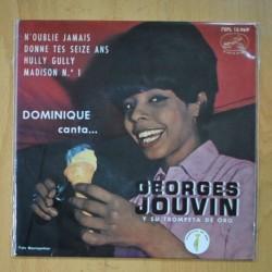 GEORGES JOUVIN Y DOMINIQUE- N´OUBLIE JAMAIS + 3 - EP