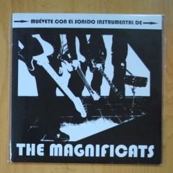 THE MAGNIFICATS - EL DETECTIVE + 4 - EP