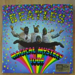 THE BEATLES - MAGICAL MISTERY TOUR - 2 EP