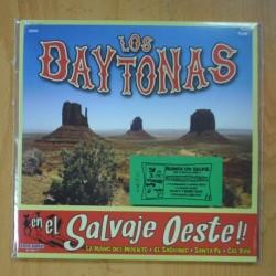 LOS DAYTONAS - EN EL SALVAJE OESTE!!! - LA MANO DEL MUERTO + 3 - EP