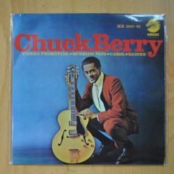 CHUCK BERRY - TIERRA PROMETIDA + 3 - EP