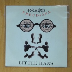 THE ALAN PARSONS PROJECT - FREUDIANA / LITTLE HANS - SINGLE