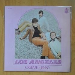 LOS ANGELES - CREEME / JENNY - SINGLE