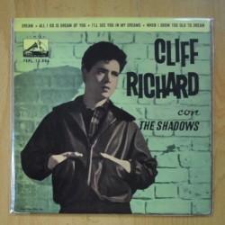 CLIFF RICHARD & THE SHADOWS - DREAM + 3 - EP