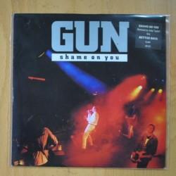 GUN - SHAME ON YOU / BETTER DAYS ( LIVE) - SINGLE
