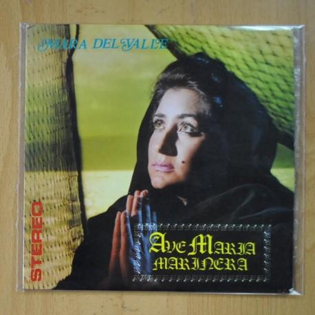 MARIA DEL VALLE - AVE MARIA MARINERA / DUQUESA CAYETANA - SINGLE