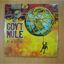 GOV´T MULE - BY A THREAD - VINILO COLOR - GATEFOLD - 2 LP