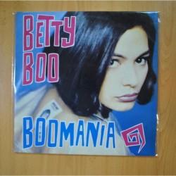 BETTY BOO - BOOMANIA - LP