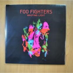 FOO FIGHTERS - WASTING LIGHT - GATEFOLD - 2 LP