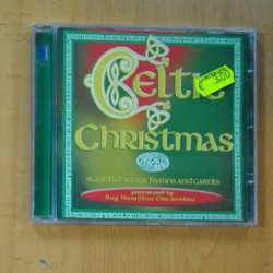 VARIOS - CELTIC CHRISTMAS - CD