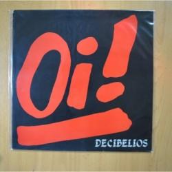 DECIBELIOS - OI - LP