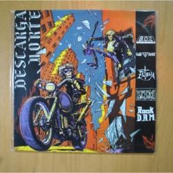 VARIOS - DESCARGA NORTE - LP