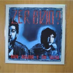 ZER BIZIO - BUEN AGUJERO Y SIN SALIDA - LP