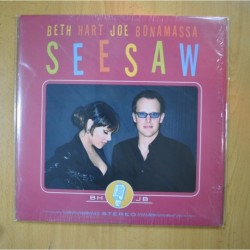 BETH HART & JOE BONAMASSA - SEESAW - LP