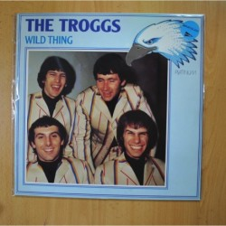 THE TROGGS - WILD THING - LP