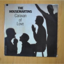 THE HOUSEMARTINS - CARAVAN OF LOVE - LP