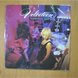 TRANSVISION VAMP - VELVETEEN - LP
