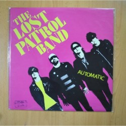 THE LOST PATROL BAND - AUTOMATIC - LP