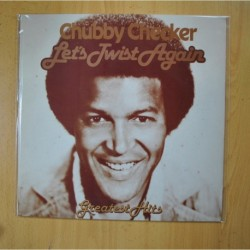 CHUBBY CHECKER - LET´S TWIST AGAIN GREATEST HITS - LP