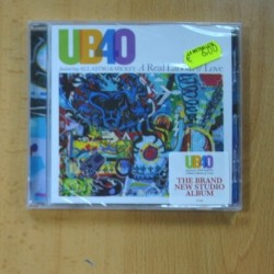 UB40 - A REAL LABOUR OF LOVE - CD