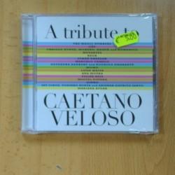 VARIOS - A TRIBUTE TO CAETANO VELOSO - CD