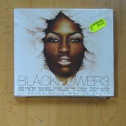 VARIOS - BLACK POWER 3 - CD