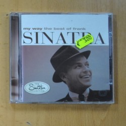 FRANK SINATRA - MY WAY THE BEST OF FRANK SINATRA - CD