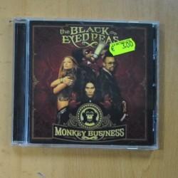 THE BLACK EYED PEAS - MONKEY BUSINESS - CD