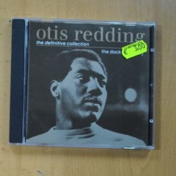 OTIS REDDING - THE DOCK OF THE BAY / THE DEFINITIVE COLLECTION - CD