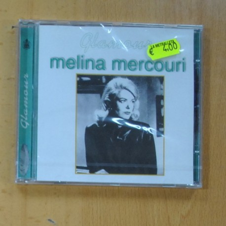 MELINA MERCOURI - GLAMOUR - CD