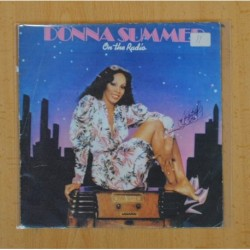DONNA SUMMER - ON THE RADIO / THERE WILL ALWAYS BE A YOU - SINGLE