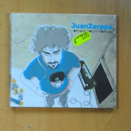 JUAN ZARPPA - DESATASCOS Y LIMPIEZAS - CD