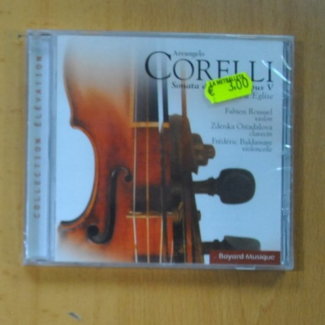 ARCANGELO CORELLI - SONATA DA CHIESA - CD