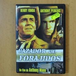 CAZADOR DE FORAJIDOS - DVD