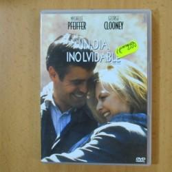 UN DIA INOLVIDABLE - DVD