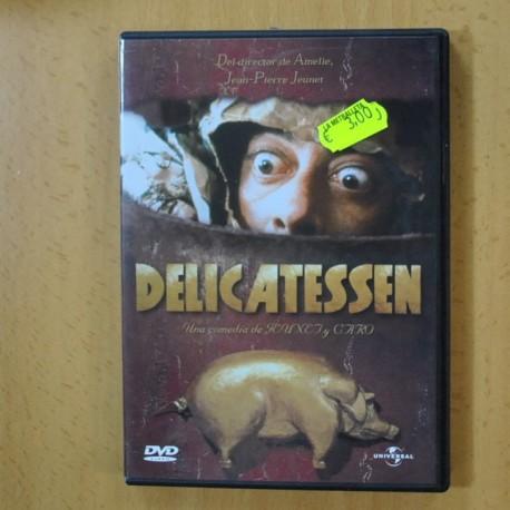 DELICATESSEN - DVD