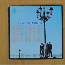 LOS PEKENIKES - FRENTE A PALACIO / TRAPOS VIEJOS - SINGLE