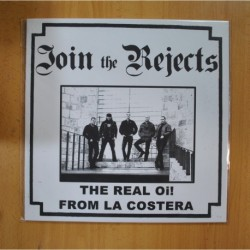 JOIN THE REJECTS - THE REAL OI FROM LA COSTERA - LP