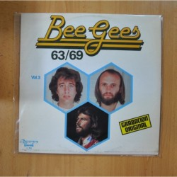 BEE GEES - 63 / 69 VOL. 3 - LP