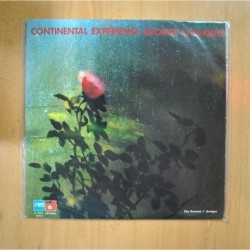 GEORGE SHEARING - CONTINENTAL EXPERIENCE - LP