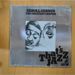 ERROLL GARNER - THE GREATEST GARNER - LP