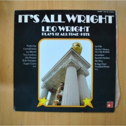 LEO WRIGHT - IT´S ALL WRIGHT - LP